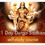 Downloadable 21-day Durga Sadhana Immersion