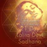 A 21-day Lalita Devi Sadhana Immersion