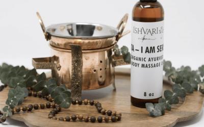Luxurious Oil Self Massage